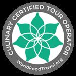 Culinary Tour Operator Certificate